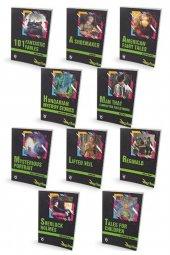 İngilizce Hikaye Seti - Stage 3 - 10 Kitap