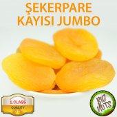 Kayısı Kurusu Şekerpare Jumbo Kabaaşı 250 Gr 500 Gr 1 Kg Big Nuts