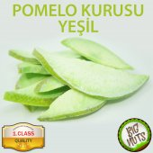Pomelo Kurutulmuş Tropikal Meyve Kurusu 250Gr 500Gr 1 Kg Big Nuts