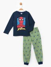 Spiderman Pijama Takımı
