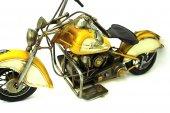 Dekoratif Metal Motosiklet-4