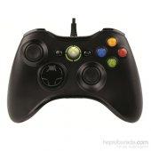 Microsoft Xbox 360 Common Controller Win Kablolu Uzaktan Kumanda (Hem Pc Hemde Xbox 360 Uyumlu)