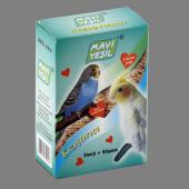 Mavi Yeşil Paraket Ve Muhabbet Kuşu Kızıştırıcı