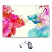 Macbook Air Kılıf Hard Case A1369 A1466 13 İnç Uyumlu Özel Tasarım Özel Kutulu Paint 01nl