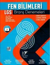 Beyin Takımı 8. Sınıf Lgs Fen Bilimleri Branş Denemeleri