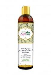 Softem Çay Ağaçlı Ardıç Şampuanı 400 Ml