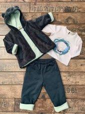 Edel Weiss 51054 Erkek Bebek Peluş 3 Lü Takım