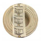 Öznur 2X2.5 Nym Antigron Kablo (100 Metre)