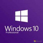 Microsoft Windows 10 Pro Orijinal Faturalı...