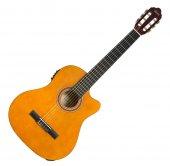 Valencıa Vc104ce Elektro Klasik Gitar 4 4 Naturel Cutaway Elektro Klasik Gitar 4 4 Naturel Cutaway