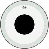 Remo P3 1324 10 Powerstroke P3 Şeffaf Top Black Dot 24
