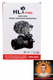Hlypro Hpr Mm1 Video Shotgun Mikrofon