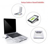 Apple Macbook Notebook Laptop Stand Sılver Twelve South Parcslope Stand
