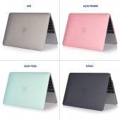 Apple MacBook  Retina  A1502  A1425 13    13.3 inc Kılıf Kapak Koruyucu Ruberized  Hard Incase Sert Kapak    -5