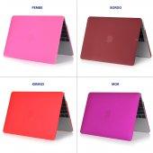 Apple MacBook  Retina  A1502  A1425 13    13.3 inc Kılıf Kapak Koruyucu Ruberized  Hard Incase Sert Kapak    -9