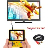 Huongoo Retro El Oyun Konsolu 3 inç HD Arcade 333 Oyun-3
