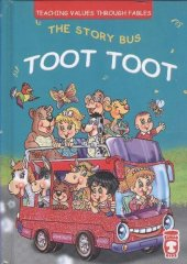 The Story Bus Toot Toot Masal Otobüsü Düt Düt