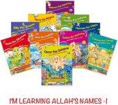 Allahın İsimlerini Öğreniyorum 1 10 Kitap Set