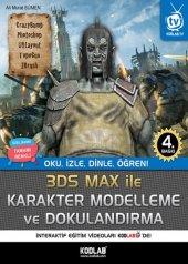 3d Studio Max Karakter Modelleme