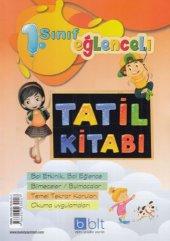 Bulut 1 Sınıf Eğlenceli Tatil Kitabı Yeni