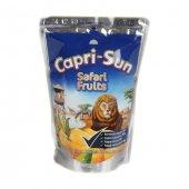 Caprisun safari fruit ( 20 Adet)