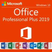Microsoft Office 2019 Pro Plus Lisans Anahtarı...