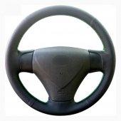 Opel Mokka 2009-13 Deri Direksiyon Kılıfı Araca Özel Dikmeli
