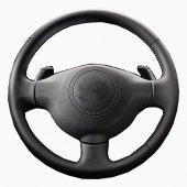 Ford Cmax 2011-14 Deri Direksiyon Kılıfı Araca Özel Dikmeli