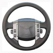 Ford Focus 2012-14 Deri Direksiyon Kılıfı Araca Özel Dikmeli