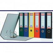 Velte Geniş Plastik Klasör A4 12lı Paket Mavi