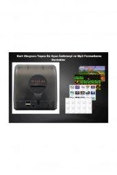 Retro Mini Arcade 16gb 3000 Oyunlu Ekranlı Atari Oyun Makinesi RETROMİNİ16GB-2