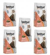 Bestpet Sterilised Somonlu Kısır Kedi Maması 1...