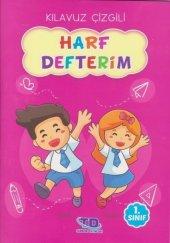 Tandem 1. Sınıf Kılavuz Çizgili Harf Defteri