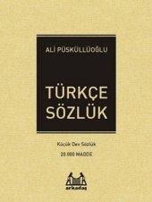 Türkçe Sözlük Küçük Dev Sözlük 20.000 Madde