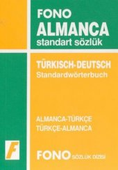 Almanca Standart Sözlük