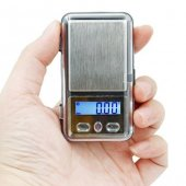 Diamond Dijital Ekran Süper Mini Cep Terazisi Mh 333 (200 Gr 0.01)
