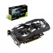 Asus Geforce Dual Gtx1660tı O6g 6gb Gddr6 192bit