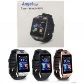 Angeleye W18 Kameralı Akıllı Saat Smart Watch...
