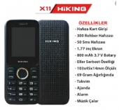 HİKİNG X11 TUŞLU CEP TELEFONU HİKİNG TÜRKİYE GARANTİLİ-3