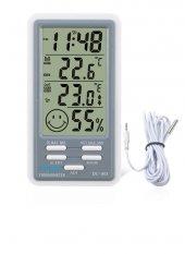 Dijital Termometre Isı Nem Ölçer Sıcaklık İç ,...