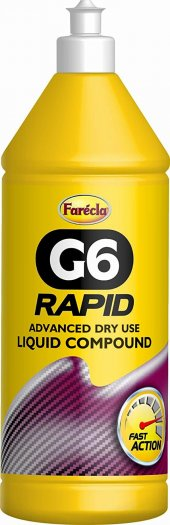 Farecla G6 Rapid Kalın Çizik Giderici Pasta 1 Litre