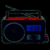 Everton Usb Sd Fm Radyolu Dijital Müzik Kutusu 3054