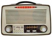 Kemai Md 1700bt Nostalji Görünümlü Bluetoothlu Müzik Kutusu
