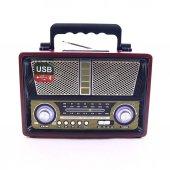 Kemai Md 1802bt Nostalji Görünümlü Bluetoothlu Müzik Kutusu