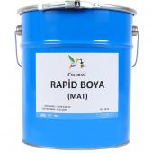 Colorize Rapid Boya Mat Beyaz 18 Kg