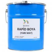 Colorize Rapid Boya Yarı Mat Beyaz 18 KG