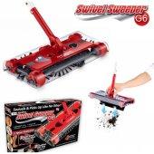 Swivel Sweeper G6 Kablosuz Şarjlı Katlanır Süpürge