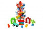 Eğitici Bloklar Lego Ayıcıklı (66 Parça)