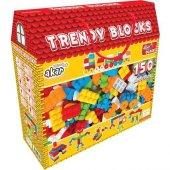 Trendy Blocks Lego Seti (150 Parça)