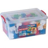 Kutulu Bloklar Lego (104 Parça)